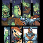 Jonboy Meyers Teen Titans Halloween page 1 low res b