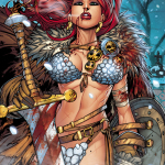 Red Sonja Issue 4 Cover Final Jonboy