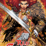 Red sonja Cover 5LR