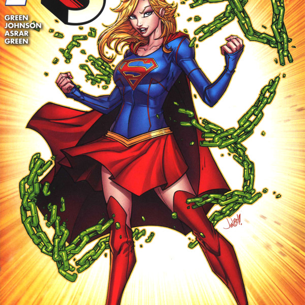 SuperGirl Comic Con Box Color