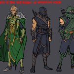 Ras Al Ghul and Ninjas Low res