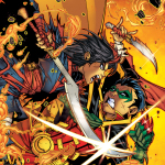 Teen Titans Issue 4 CVR low res